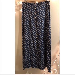 Vintage | Woolrich | Maxi Skirt